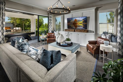 Viewpoint At Baker Ranch By Toll Brothers In Orange County California