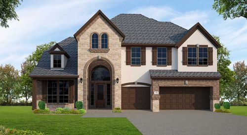 The Woodlands At Creekside 75 By Trendmaker Homes In Houston Texas