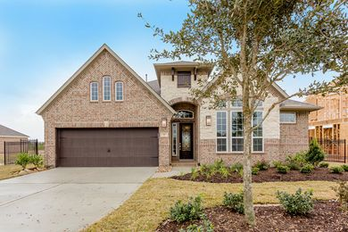 New Move In Ready Inventory Homes Tomball Texas