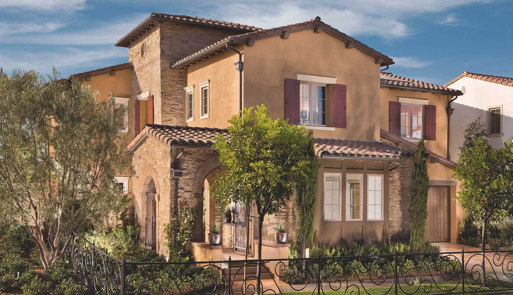 gated community in orange county, ca new homes for sale| newhomesource