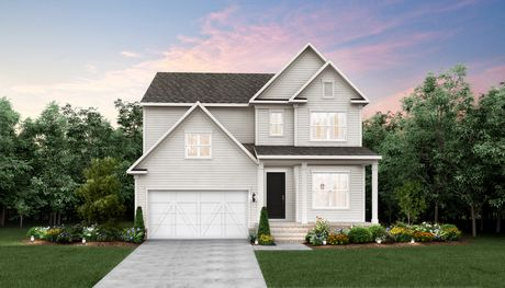 Holding Village by John Wieland Homes in