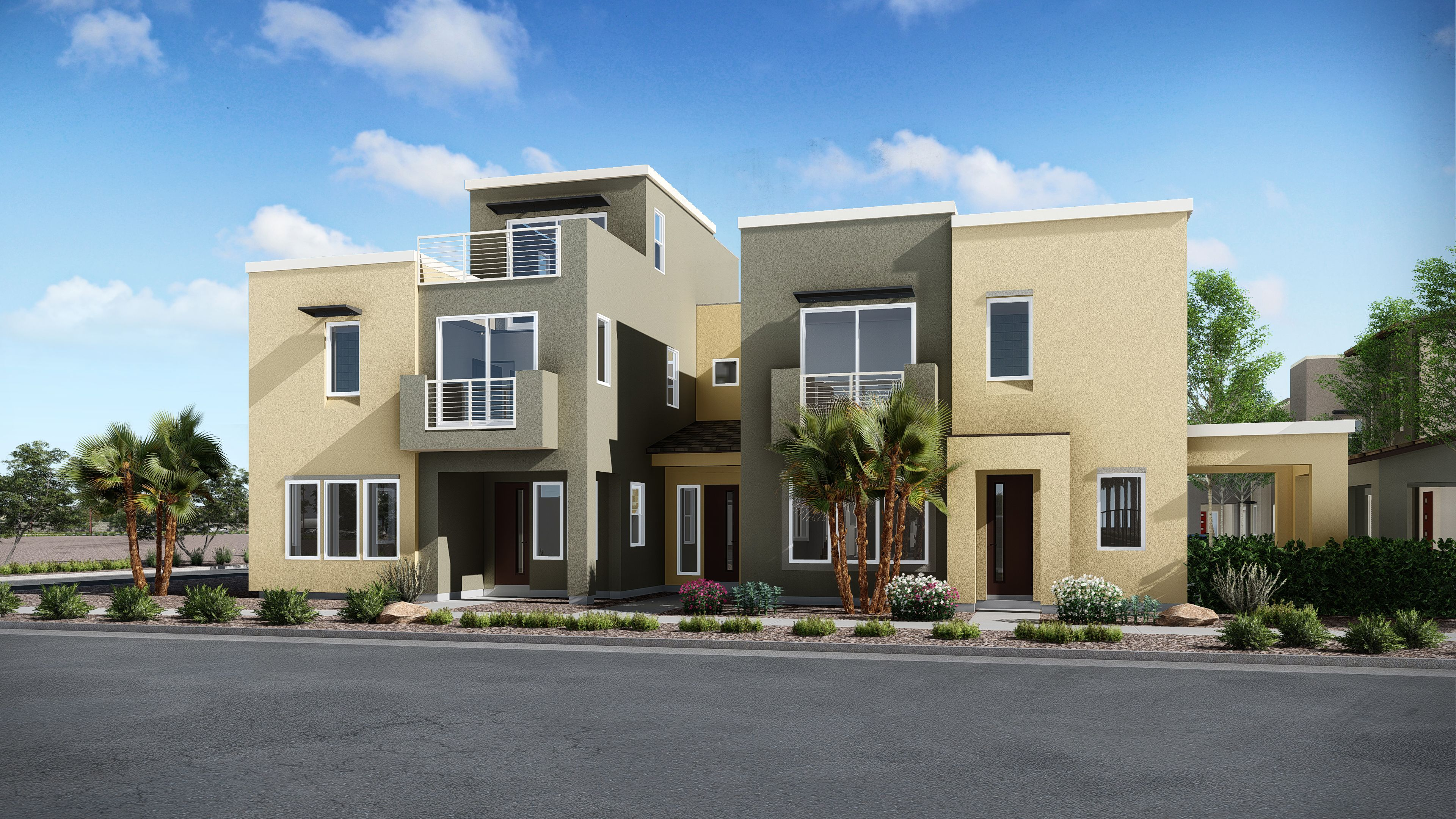 William Lyon Homes Developments in Las Vegas