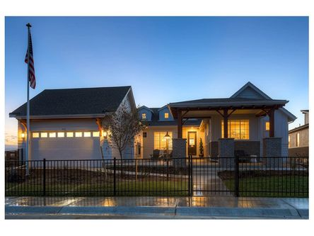The Lakes At Centerra By Wonderland Homes In Fort Collins Loveland Colorado