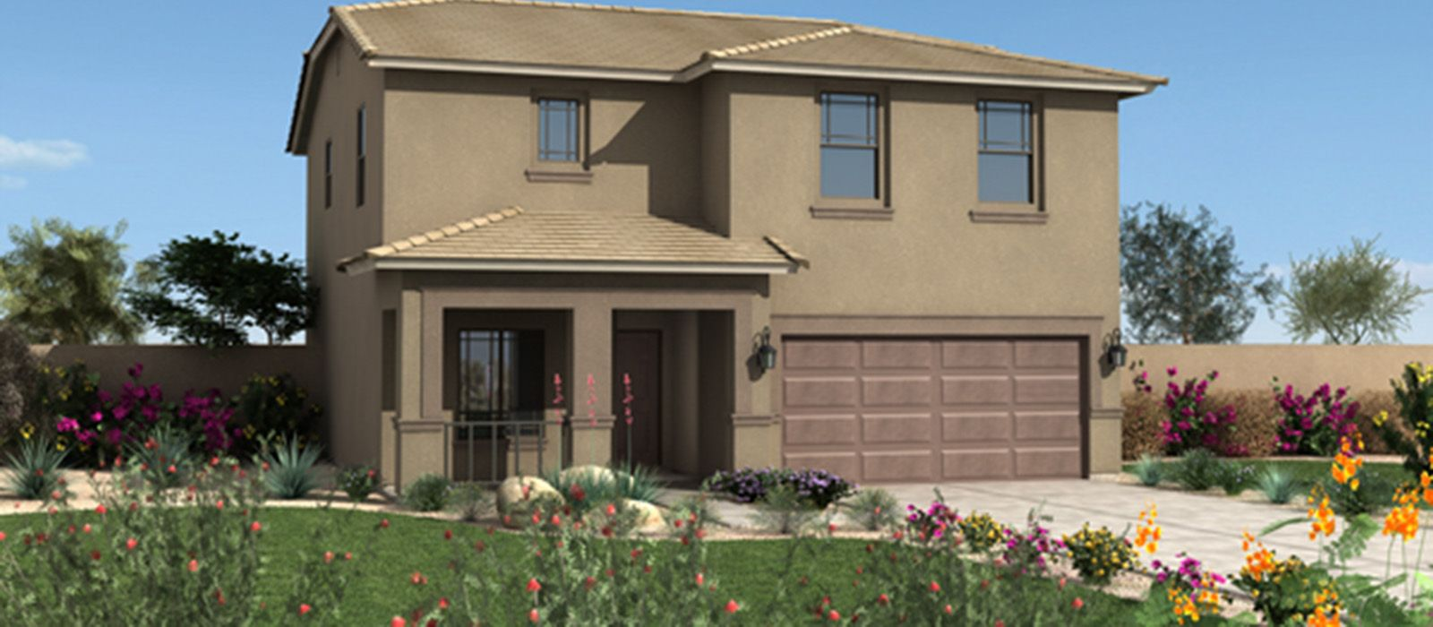 Paradise At Ironwood Crossing in Queen Creek, AZ, New Homes ...