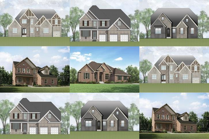 Design Gallery Nash in Nashville, TN, New Homes & Floor Plans by ...