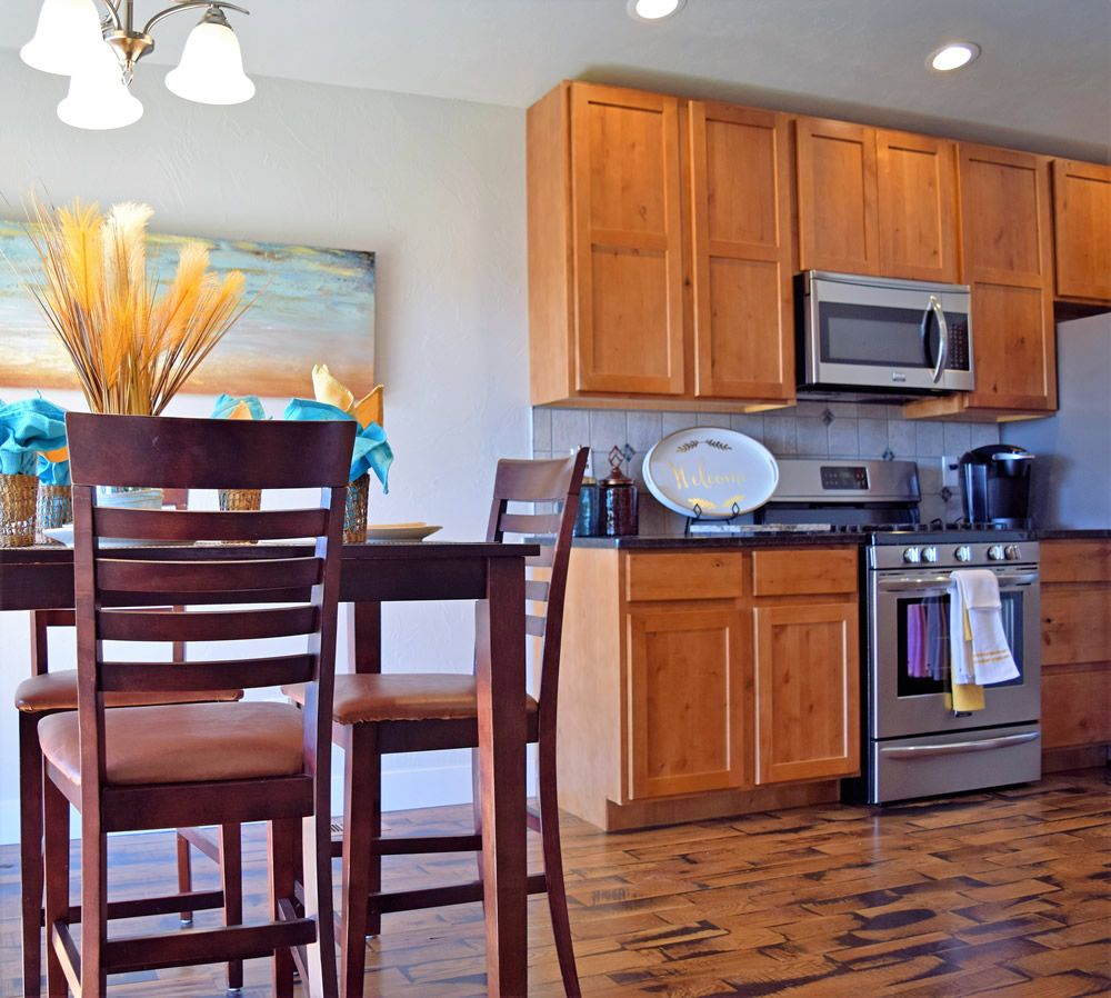 Kitchen featured in The Poudre By 2 Valley Builders in Greeley, CO