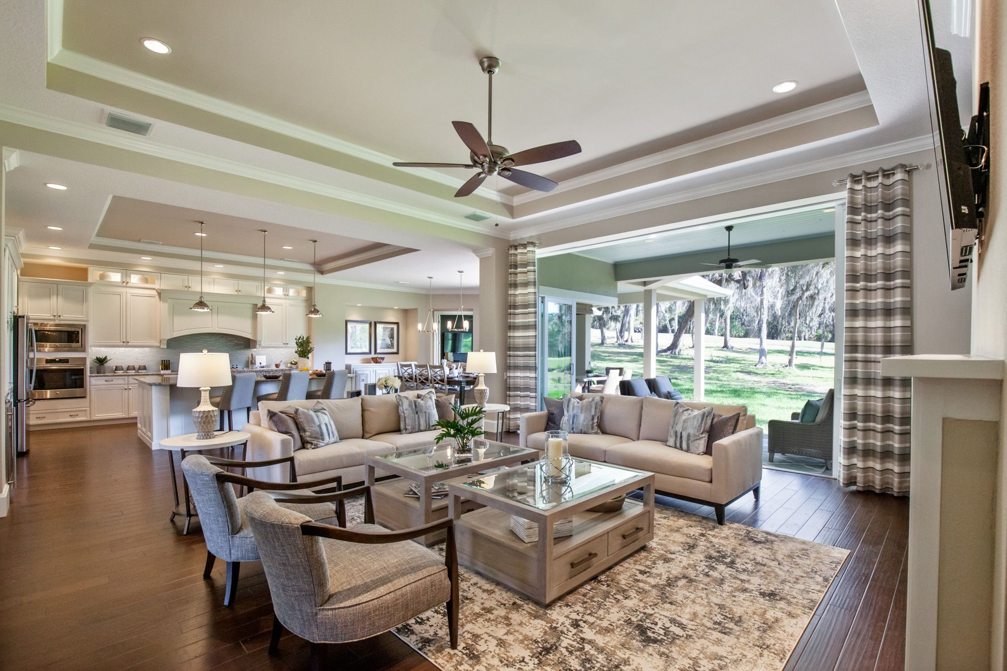 Living Area featured in the May River By Arthur Rutenberg Homes in Punta Gorda, FL