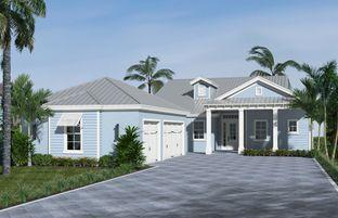 Cypress - Lake Babcock Estate Homes: Punta Gorda, Florida - Divco Custom Homes