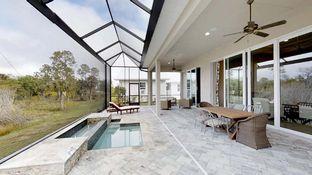 The Sydney at Lake Timber - Lake Babcock Estate Homes: Punta Gorda, Florida - Florida Lifestyle Homes