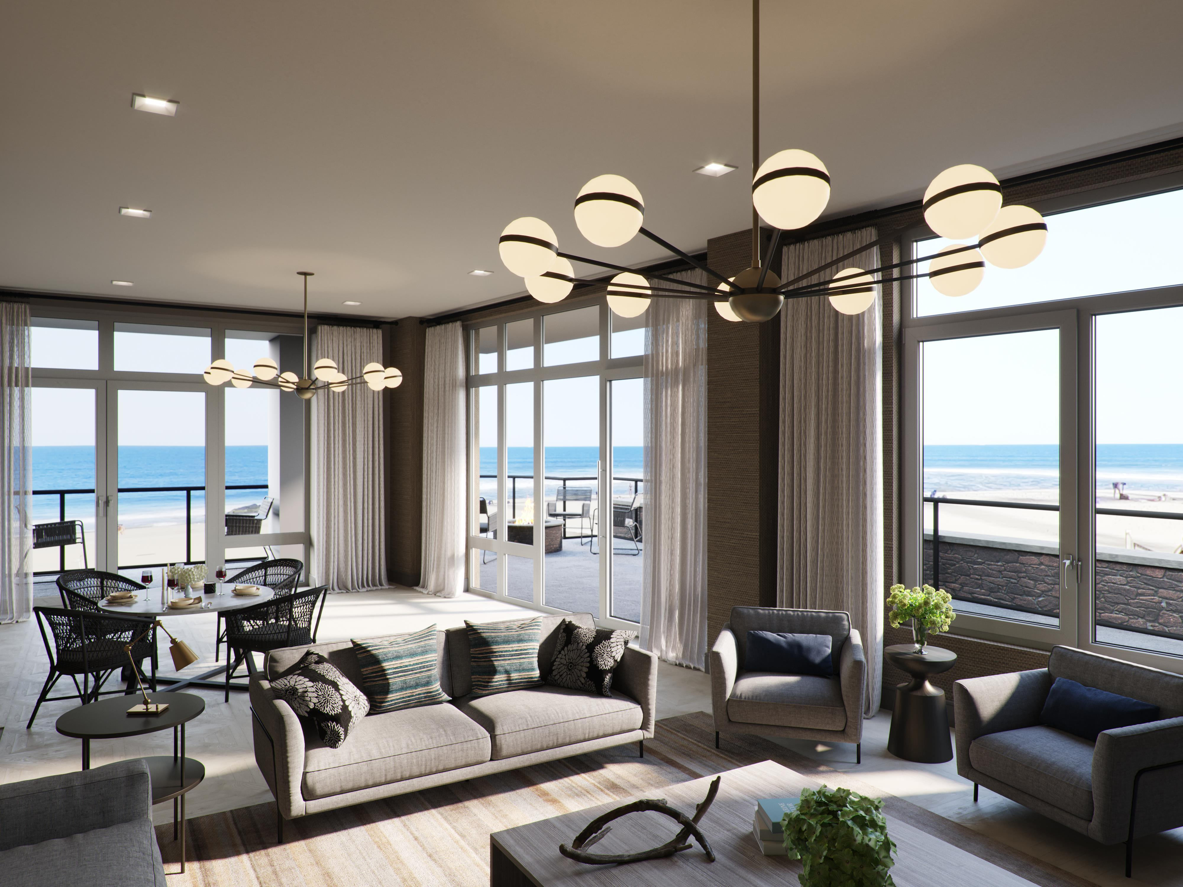 Living Area featured in the 8 Line By Mark Built Homes in Monmouth County, NJ