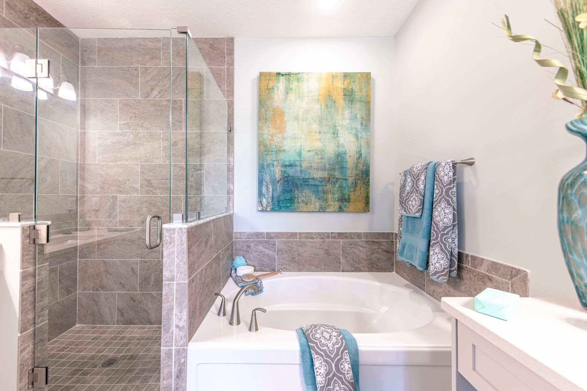 Bathroom featured in the Lucia By 5 Star Development in Palm Beach County, FL