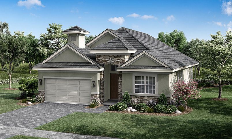 Exterior featured in the Marbella By ABD Development  in Lakeland-Winter Haven, FL