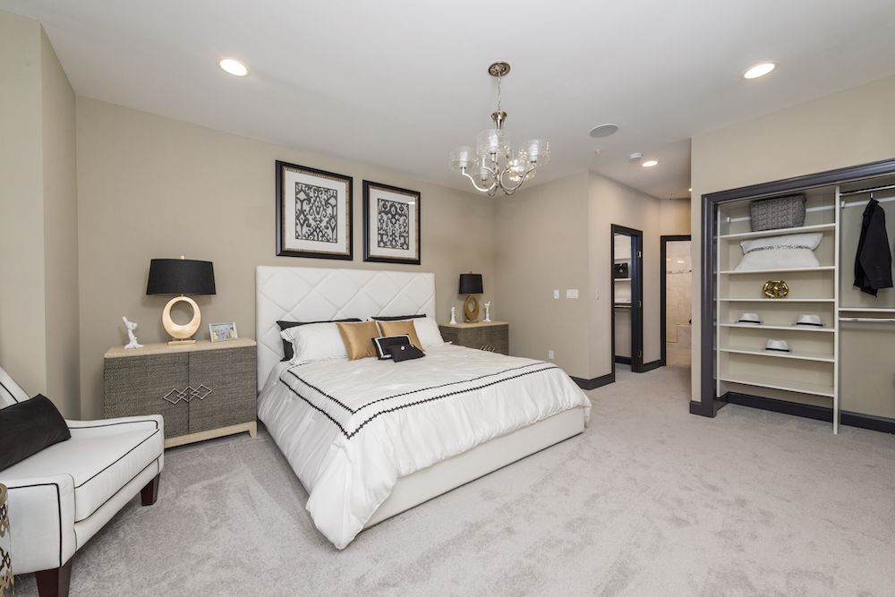 Bedroom featured in The Napa By ORNSTEIN LEYTON COMPANY in Nassau-Suffolk, NY