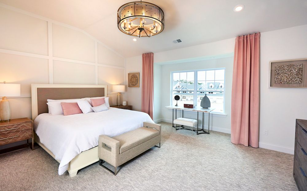 Bedroom featured in The Savoy By ORNSTEIN LEYTON COMPANY in Nassau-Suffolk, NY