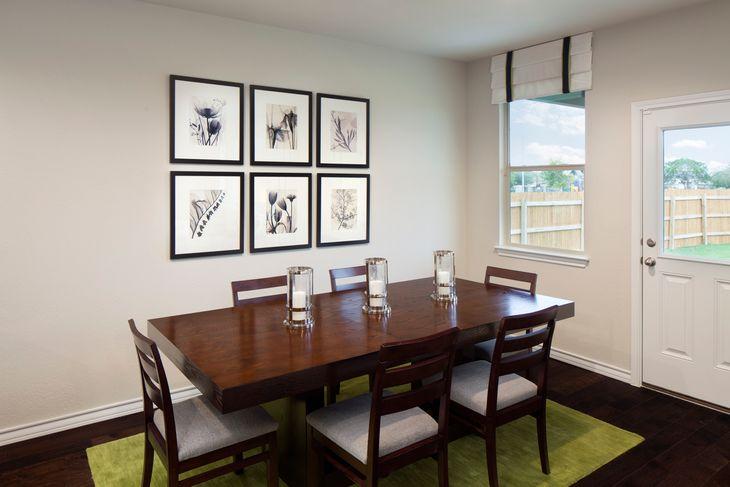 Interior:Trinity Dining