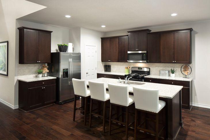 Interior:Trinity Kitchen