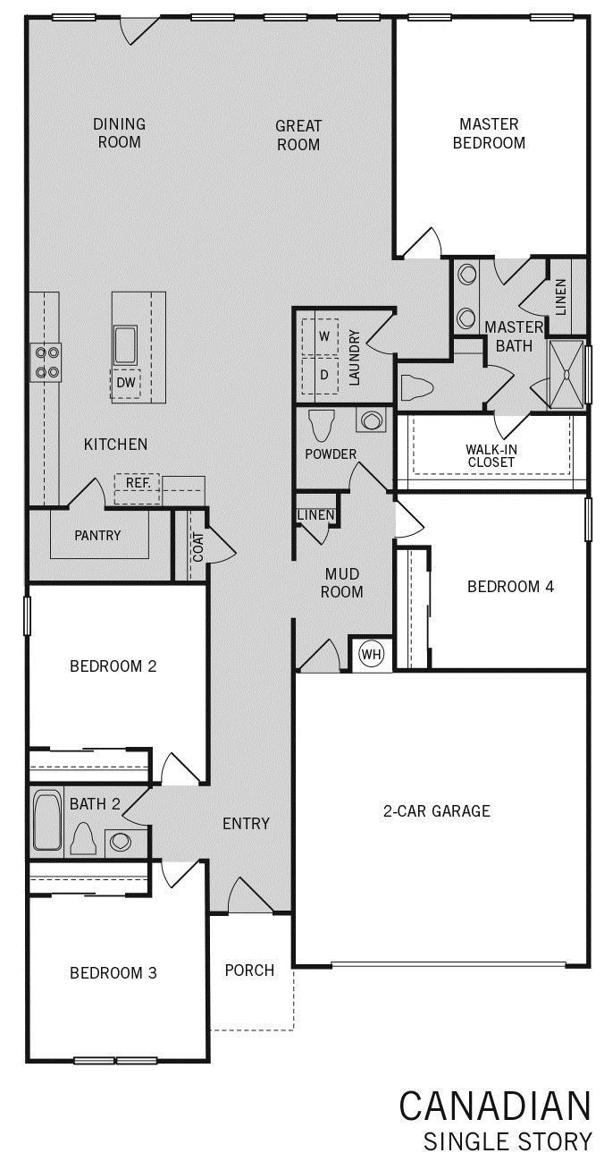 Canadian Floor Plan:Canadian Floor Plan