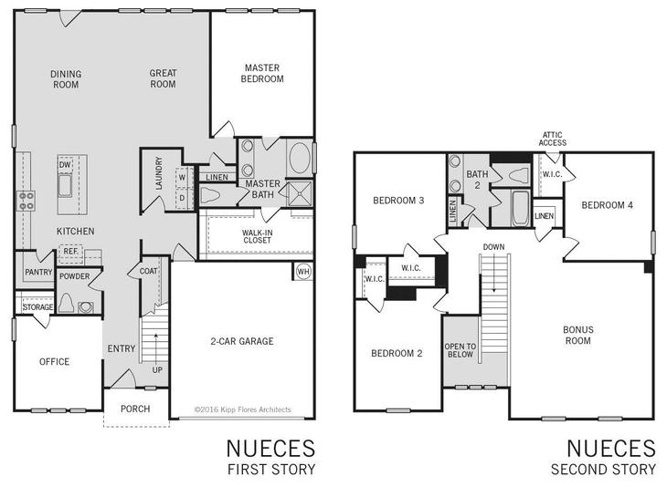Nueces Floor Plan:Nueces Floor Plan