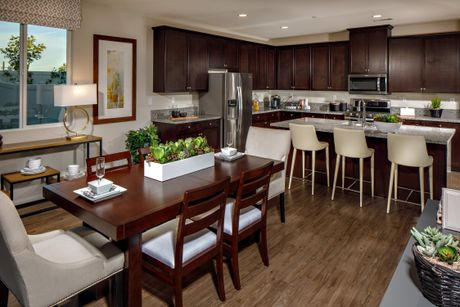 Kitchen-in-Lassen-at-The Preserve-in-Murrieta