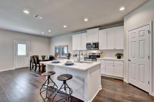 Kitchen-in-Concho-at-Trails at Leander-in-Leander