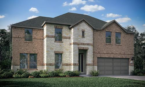 Granbury BC-Design-at-Lakeside at the Villages of Hidden Lake-in-Pflugerville