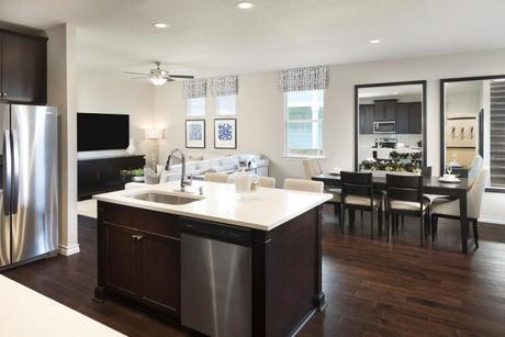 Kitchen-in-Mozart ABC-at-Maya Vista-in-Leander