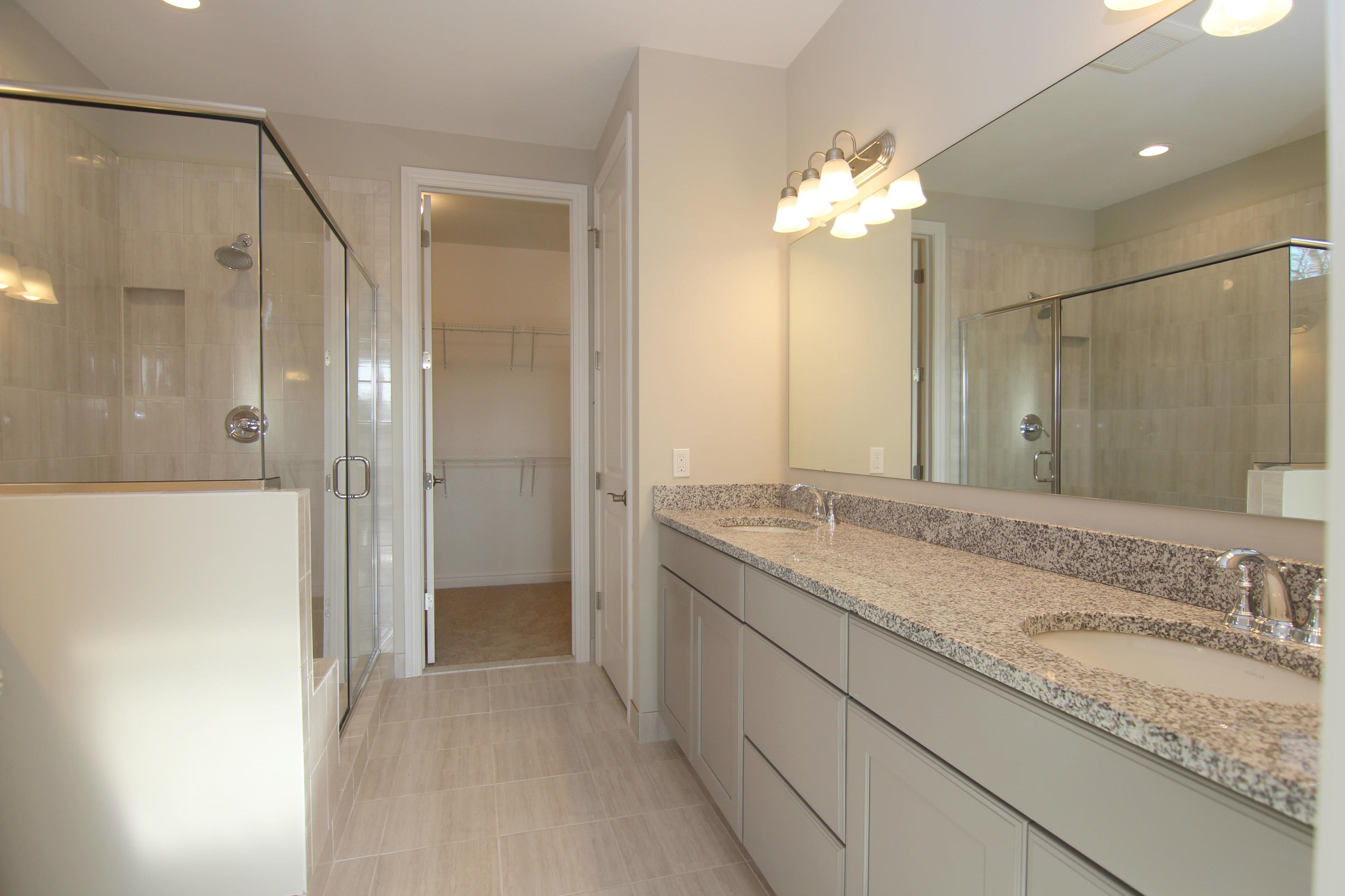Bathroom featured in The Traverse  By AP Builders in Detroit, MI