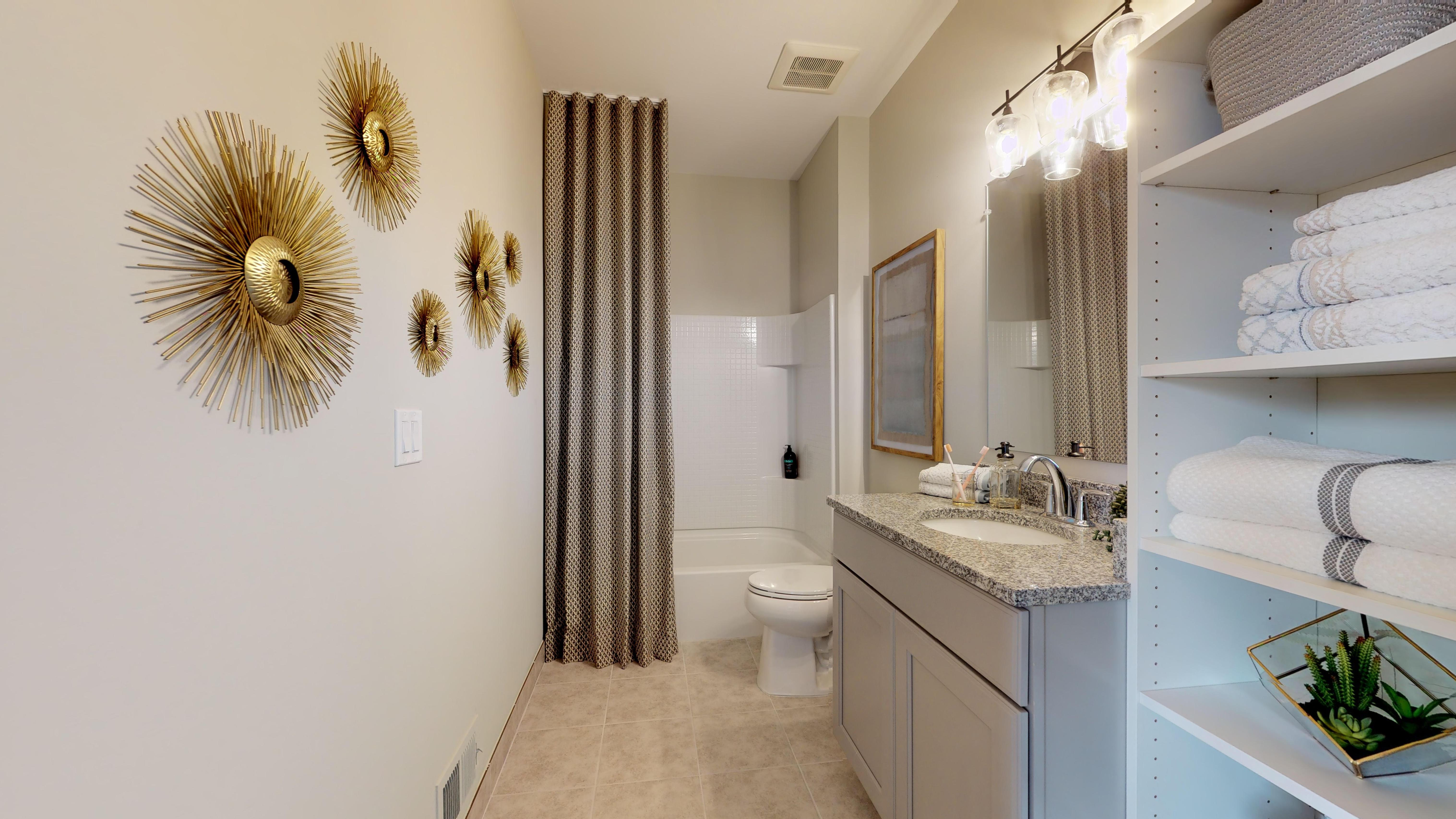Bathroom featured in The Charlevoix By AP Builders in Detroit, MI