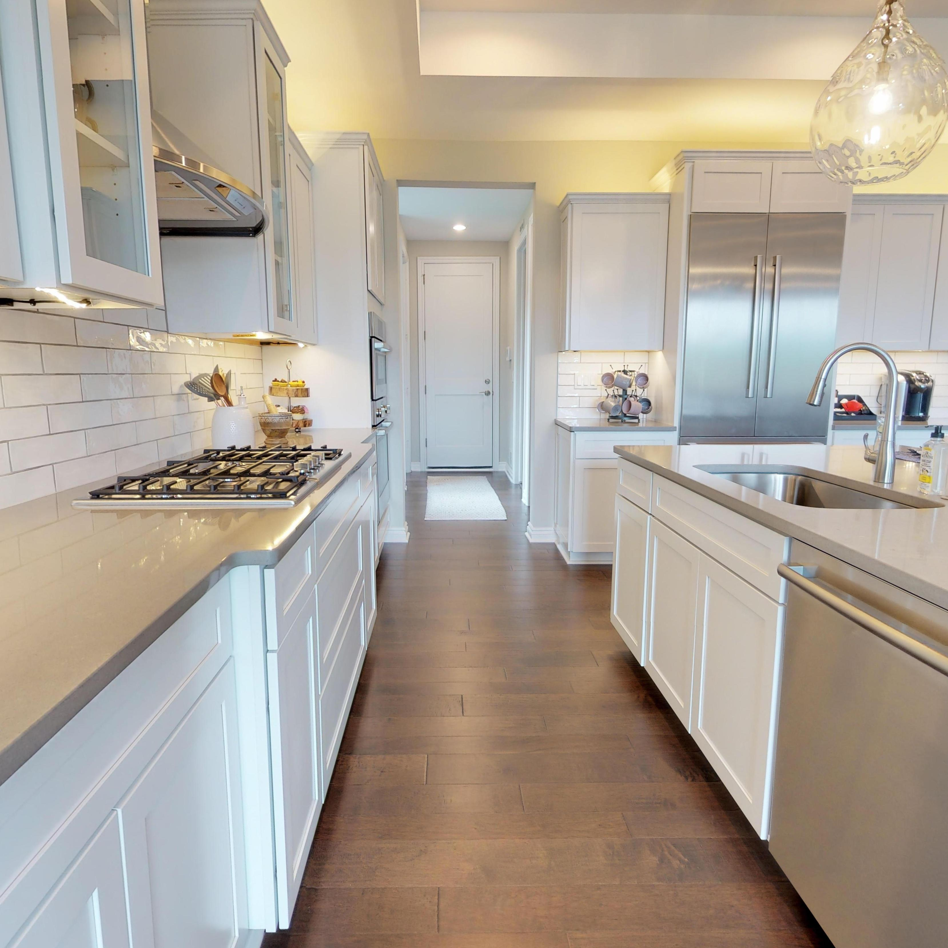 Kitchen featured in The Charlevoix By AP Builders in Detroit, MI