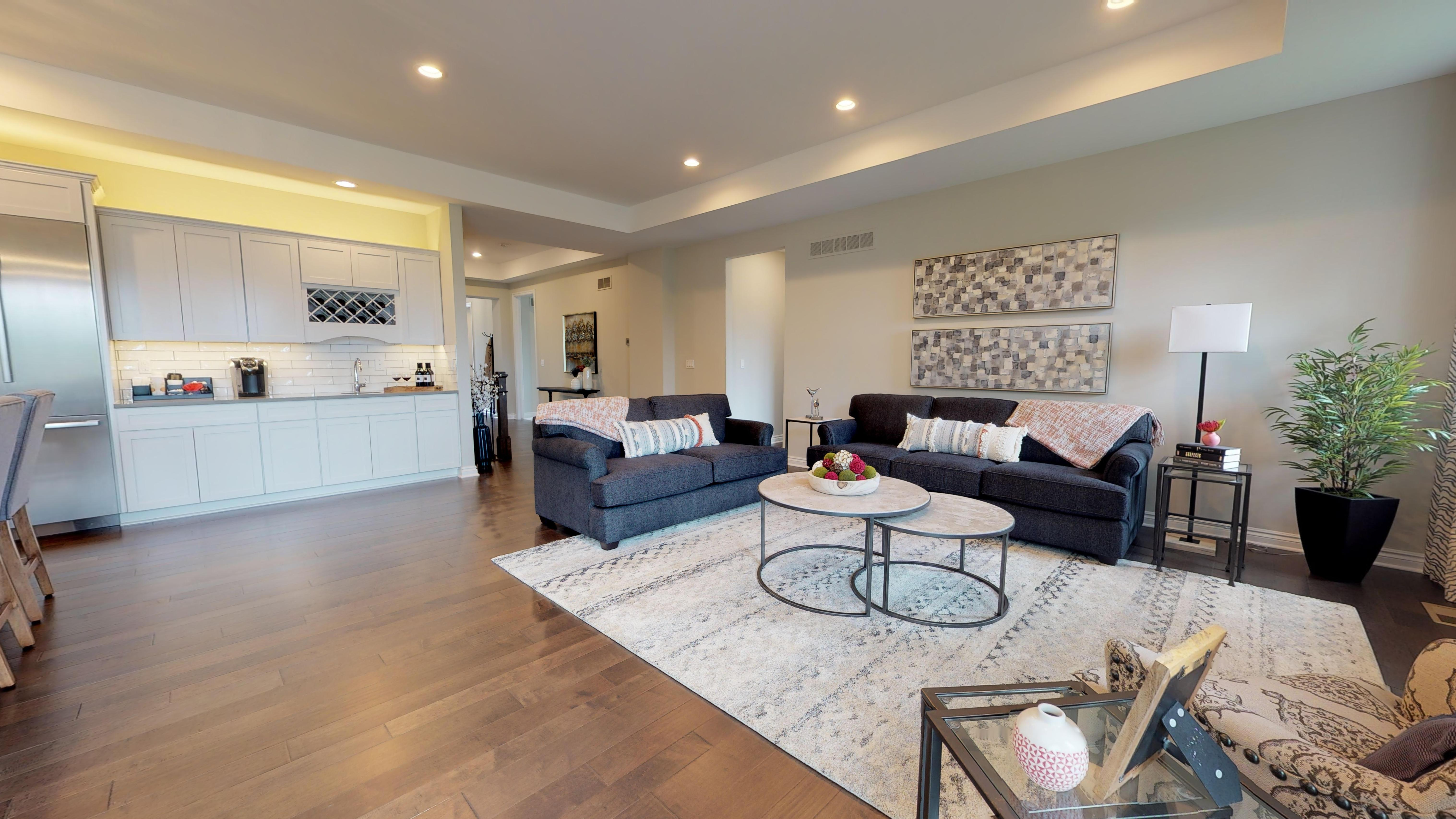 Living Area featured in The Mackinac By AP Builders in Detroit, MI