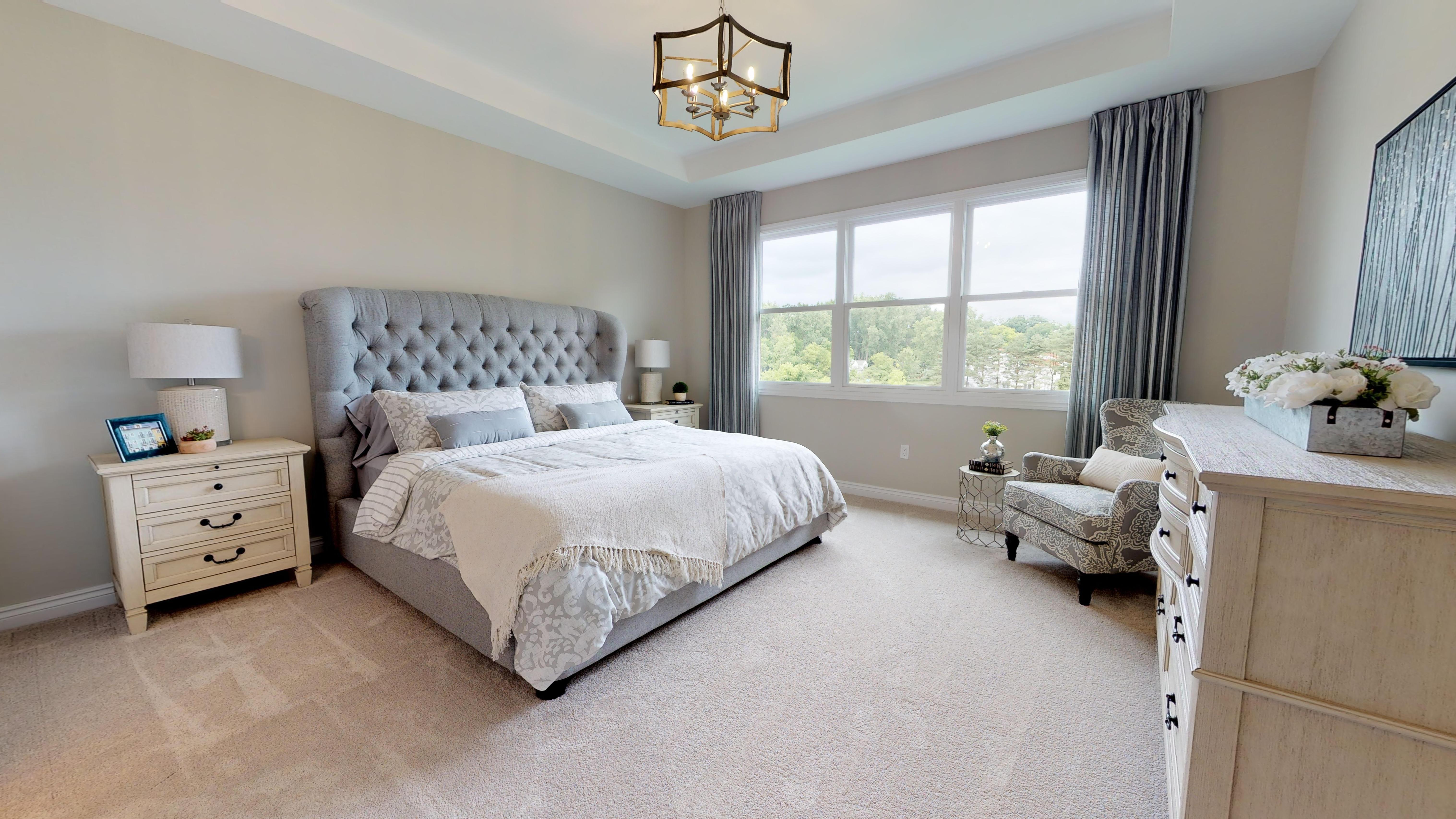 Bedroom featured in The Mackinac By AP Builders in Detroit, MI