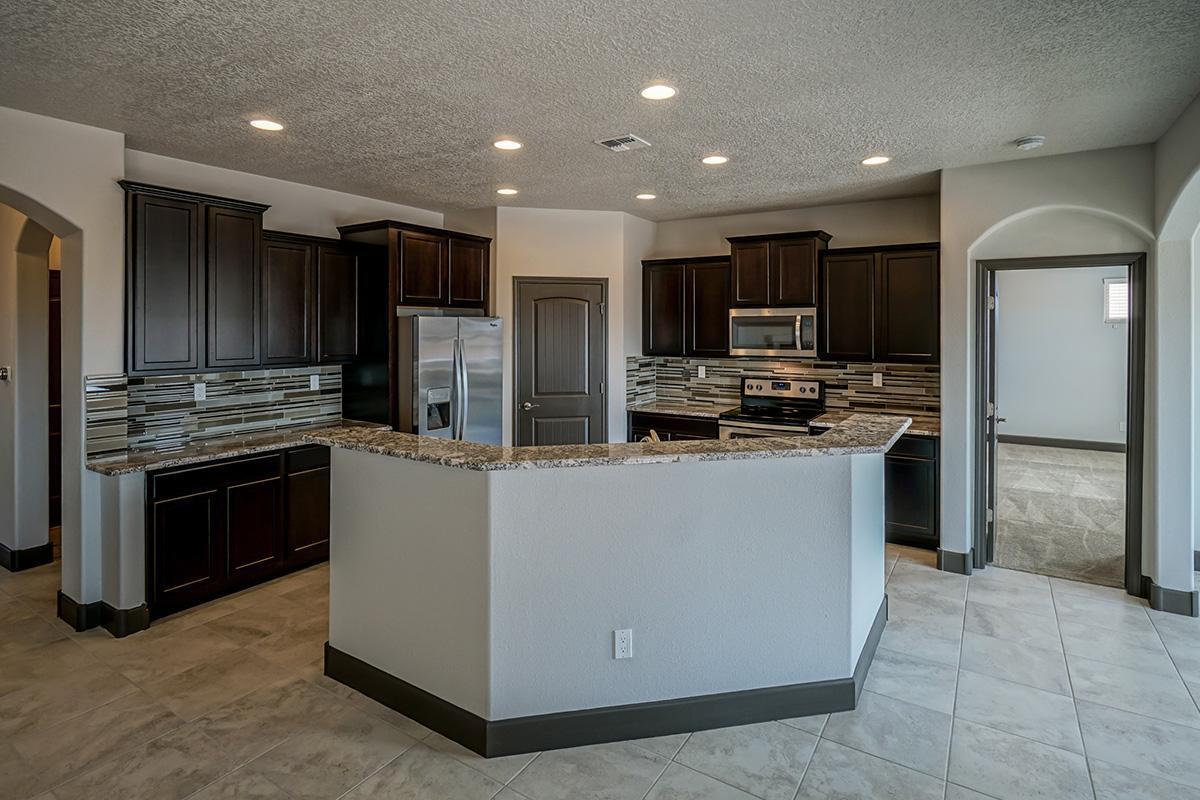 Kitchen-in-The Audrey-at-La Cuentista II-in-Albuquerque