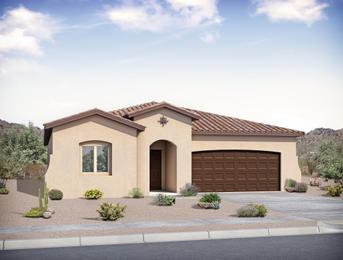 The Carrie Estates At Santa Monica Albuquerque New Mexico Abrazo Homes