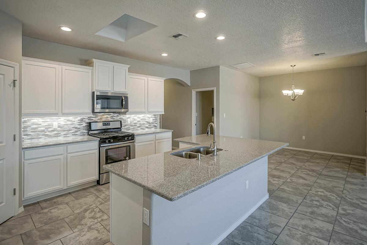Kitchen-in-The Selena in Estates at Santa Monica-at-Estates at Santa Monica-in-Albuquerque