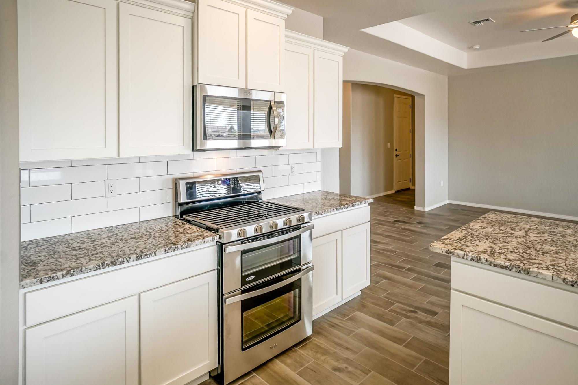 Kitchen featured in The Anne By Abrazo Homes in Albuquerque, NM
