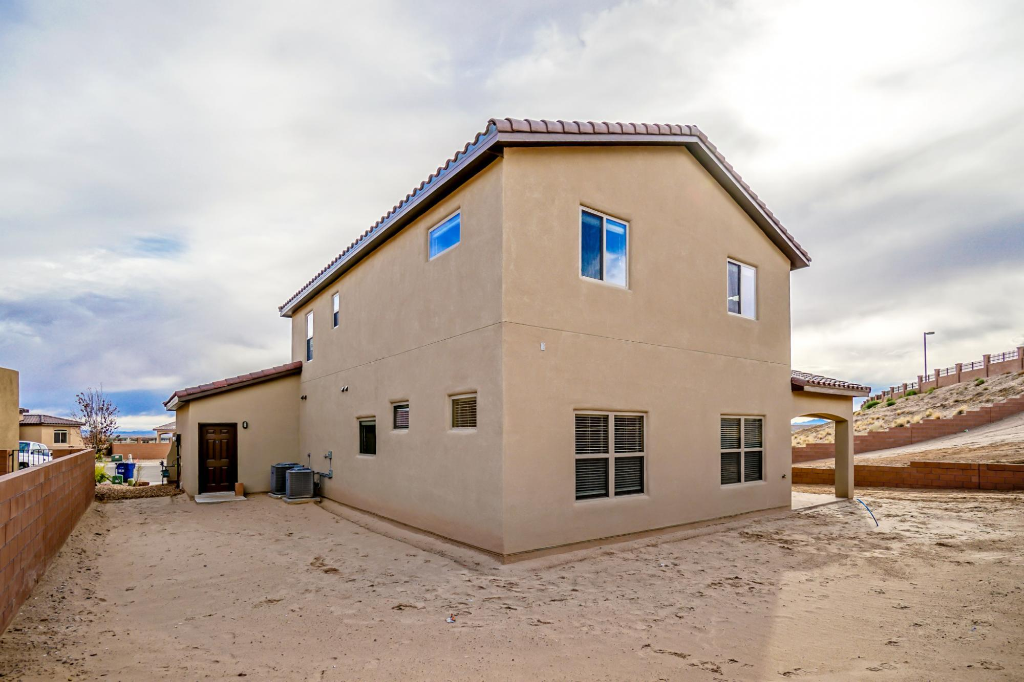 Exterior featured in The Taylor By Abrazo Homes in Albuquerque, NM