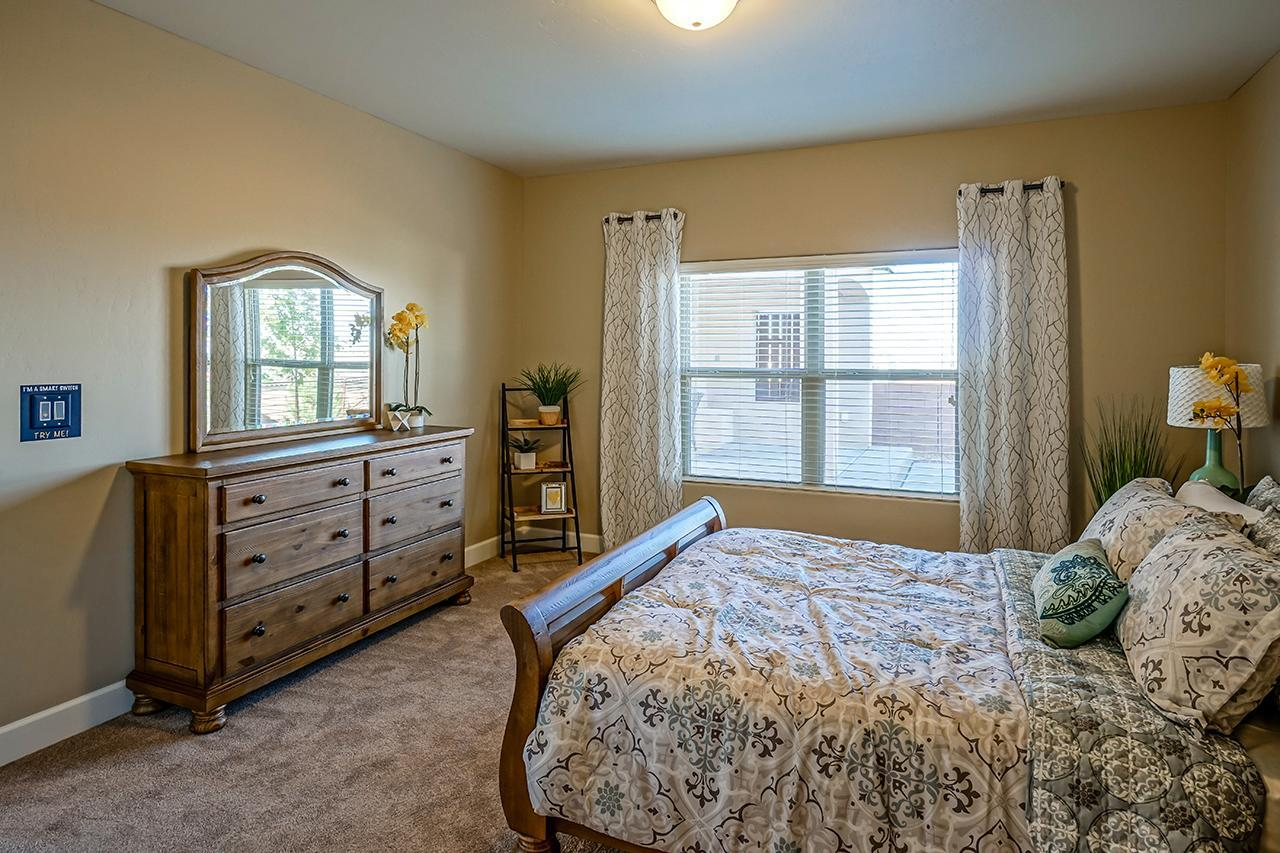 Bedroom featured in The Coco By Abrazo Homes in Albuquerque, NM