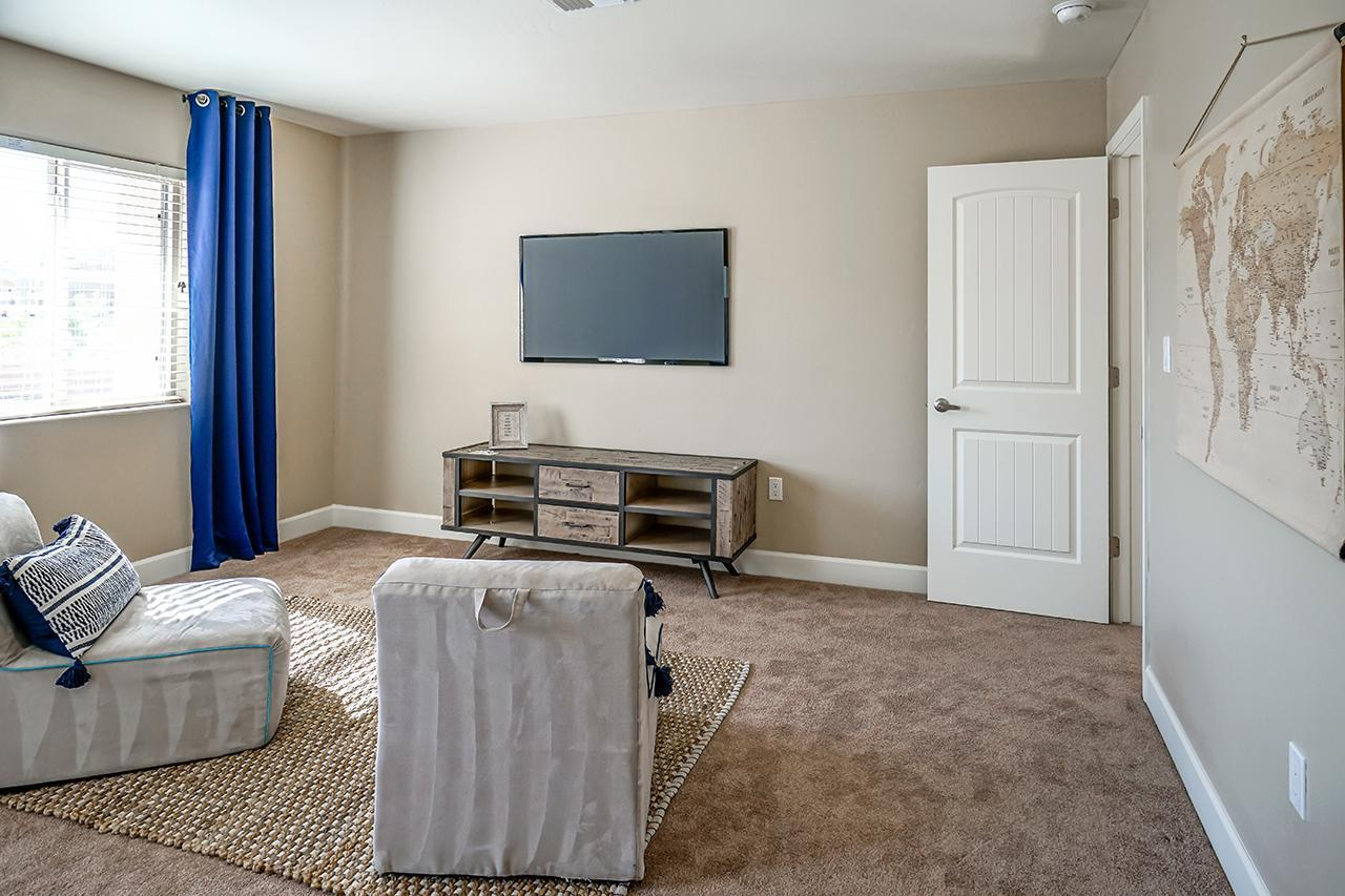 Living Area featured in The Coco By Abrazo Homes in Albuquerque, NM