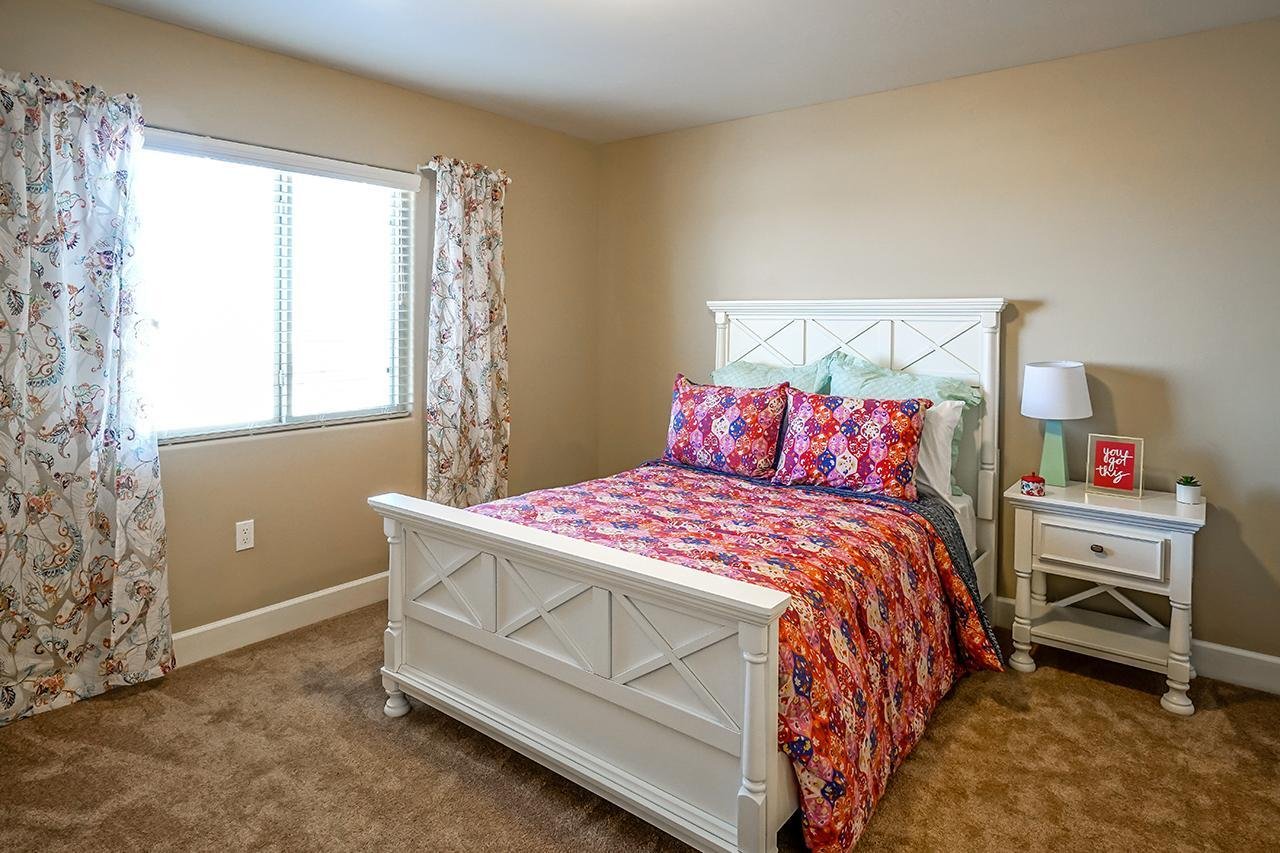Bedroom featured in The Coco with Optional 3rd Car Garage By Abrazo Homes in Albuquerque, NM