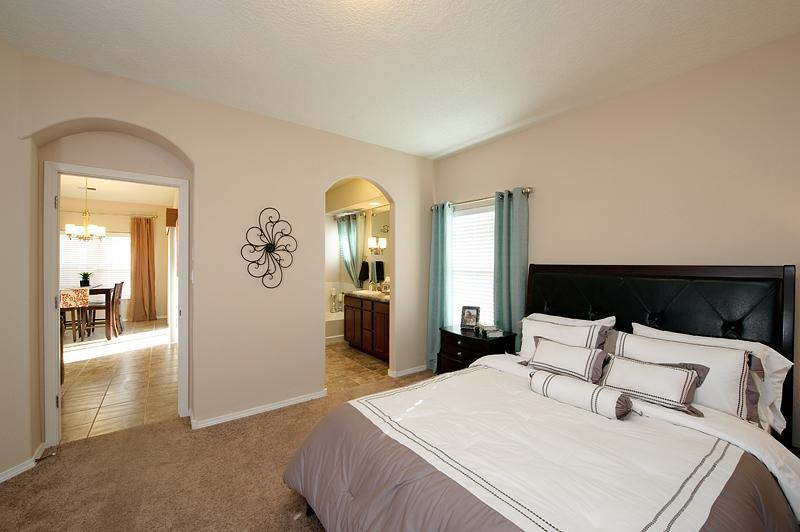 Bedroom featured in The Frida By Abrazo Homes in Albuquerque, NM