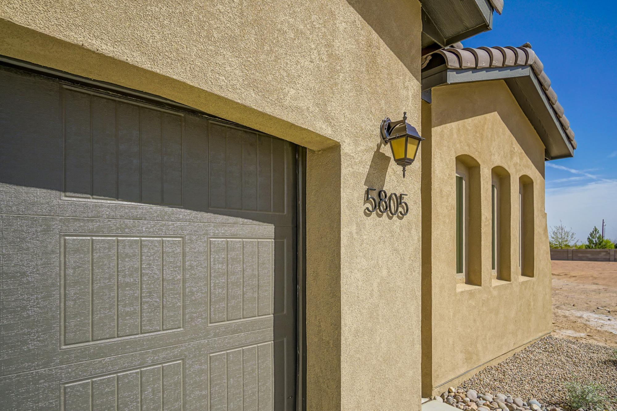 Exterior featured in The Harriet By Abrazo Homes in Albuquerque, NM