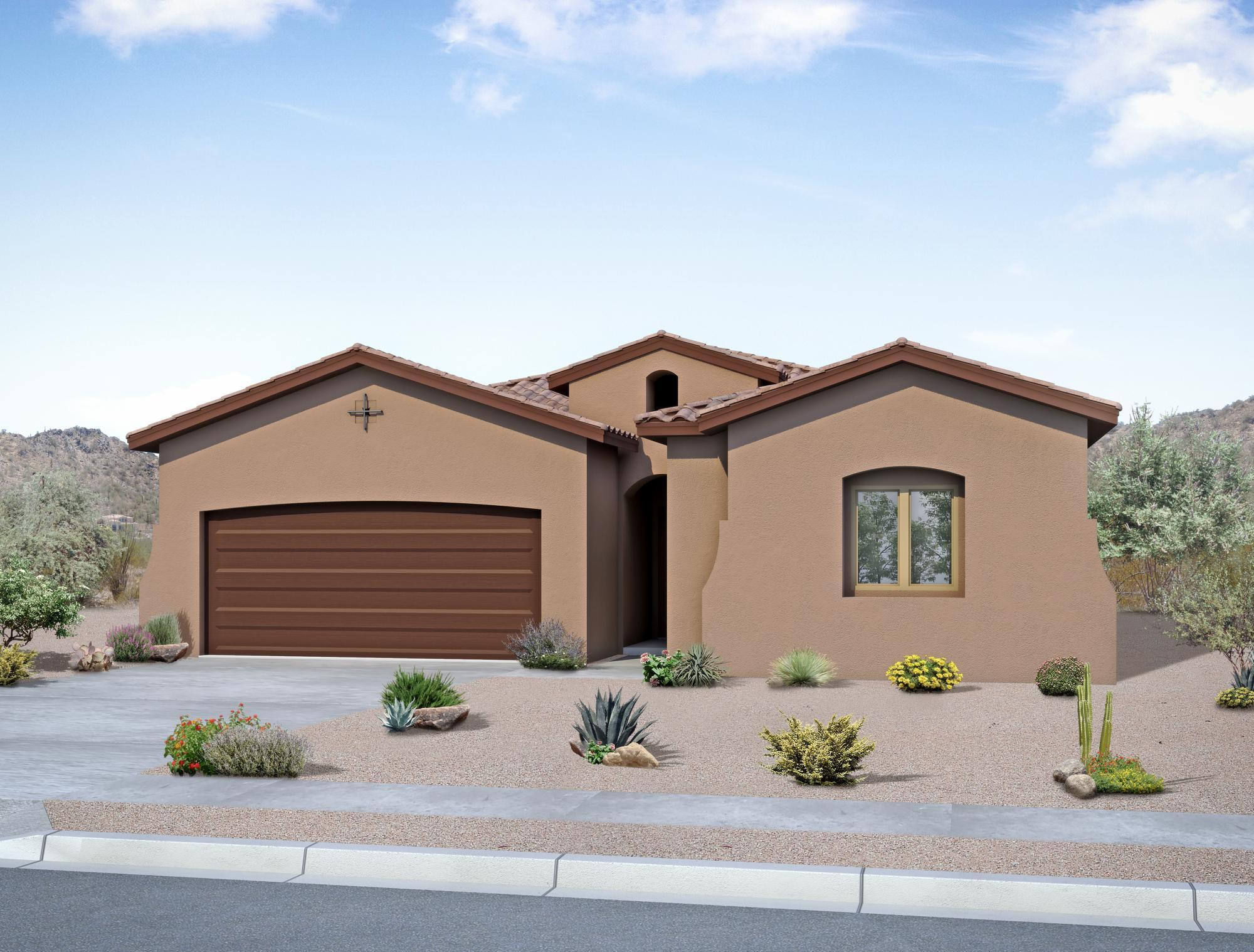 Exterior featured in The Jane By Abrazo Homes in Albuquerque, NM