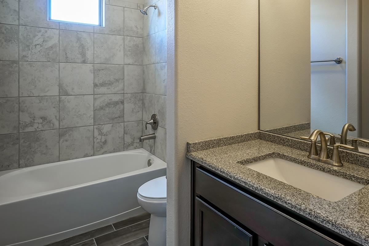 Bathroom featured in The Thatcher By Abrazo Homes in Albuquerque, NM