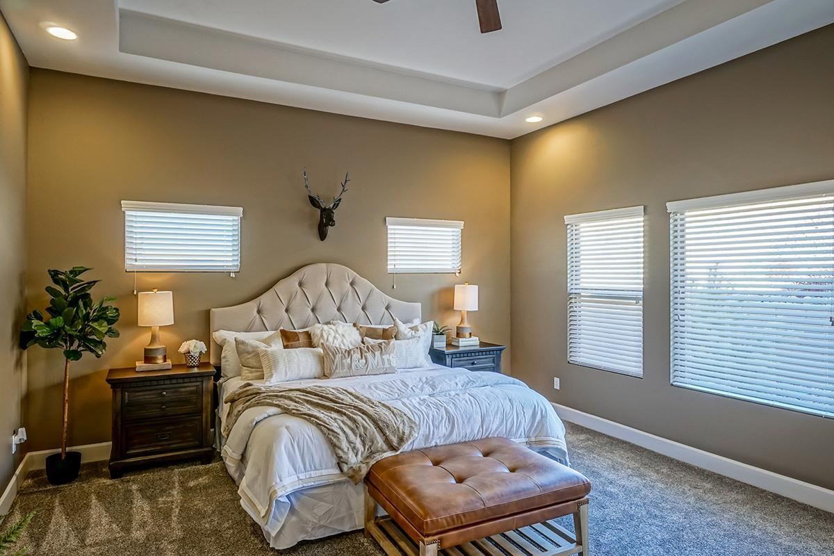 Bedroom featured in The Victoria By Abrazo Homes in Albuquerque, NM