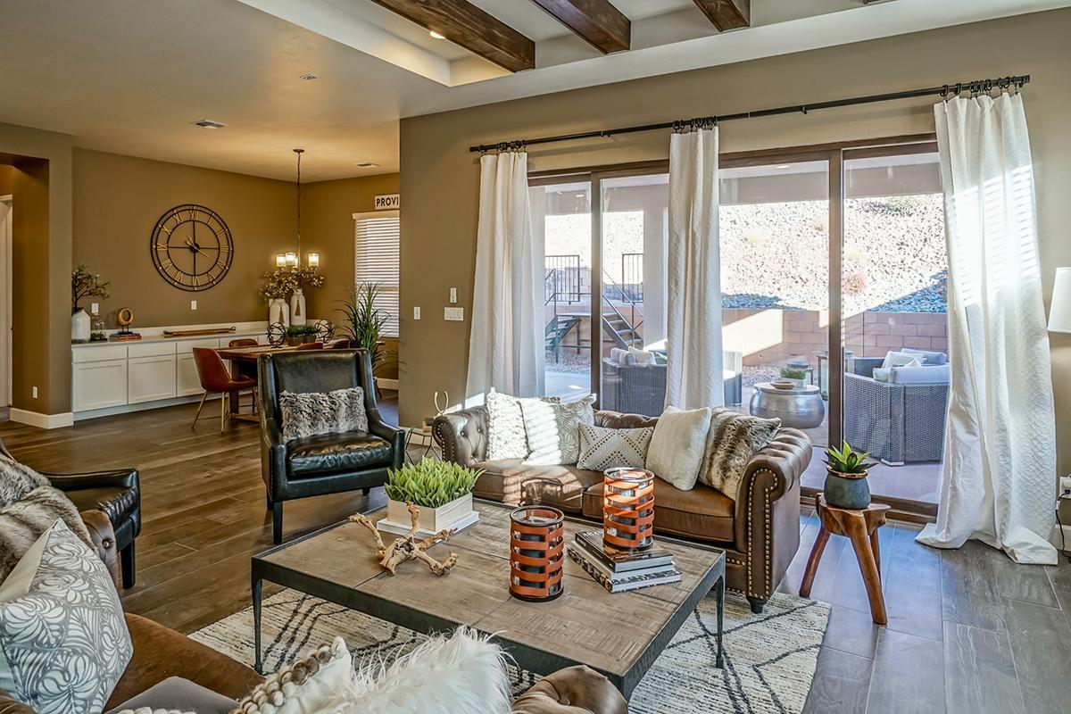Living Area featured in The Victoria By Abrazo Homes in Albuquerque, NM