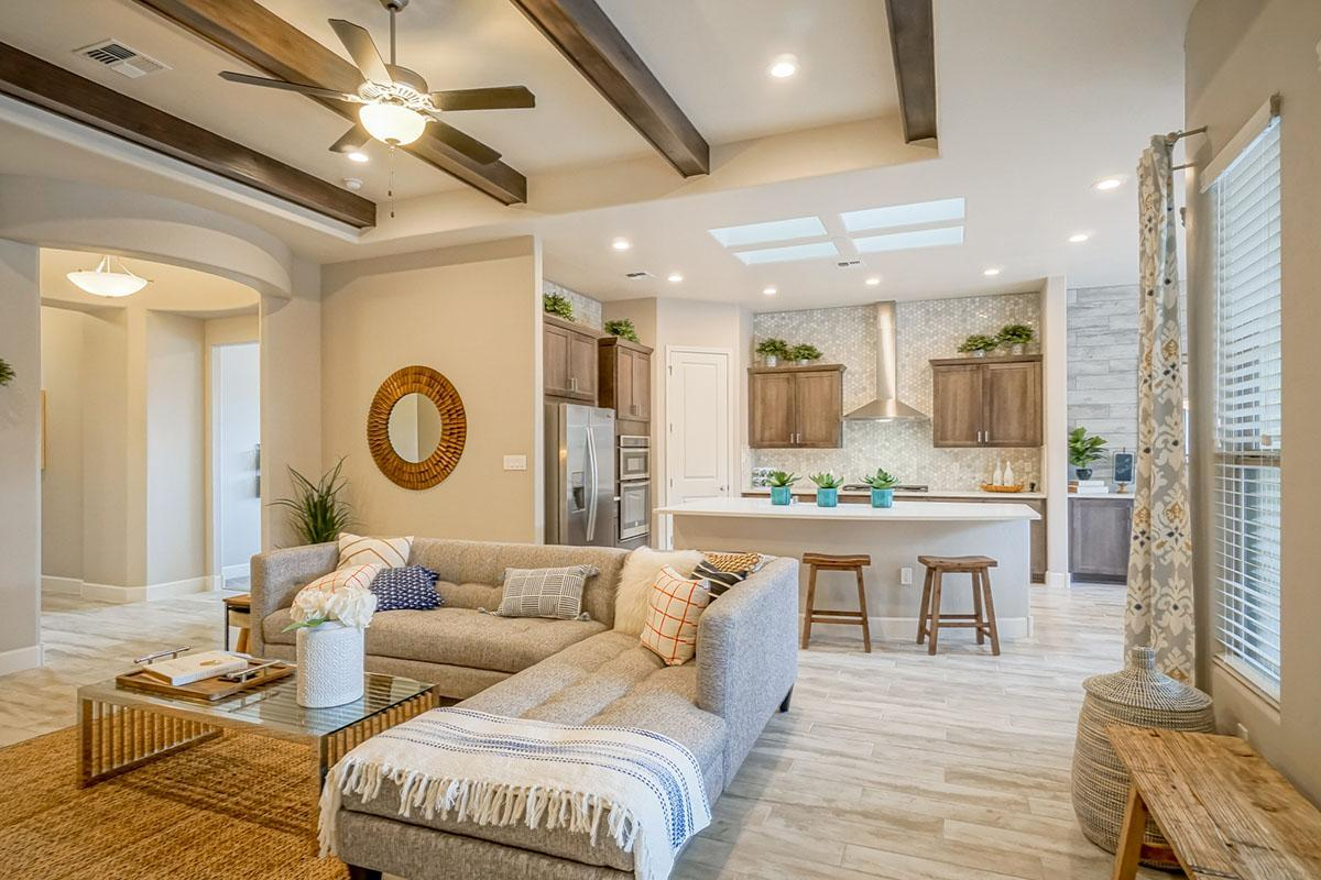 Living Area featured in The Ella By Abrazo Homes in Albuquerque, NM