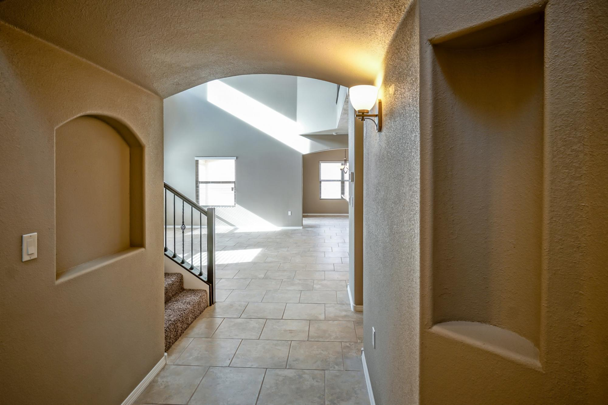Living Area featured in The Taylor By Abrazo Homes in Albuquerque, NM