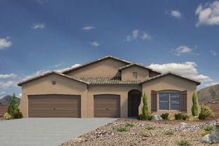 The Audrey II - Lomas Encantadas: Rio Rancho, New Mexico - Abrazo Homes