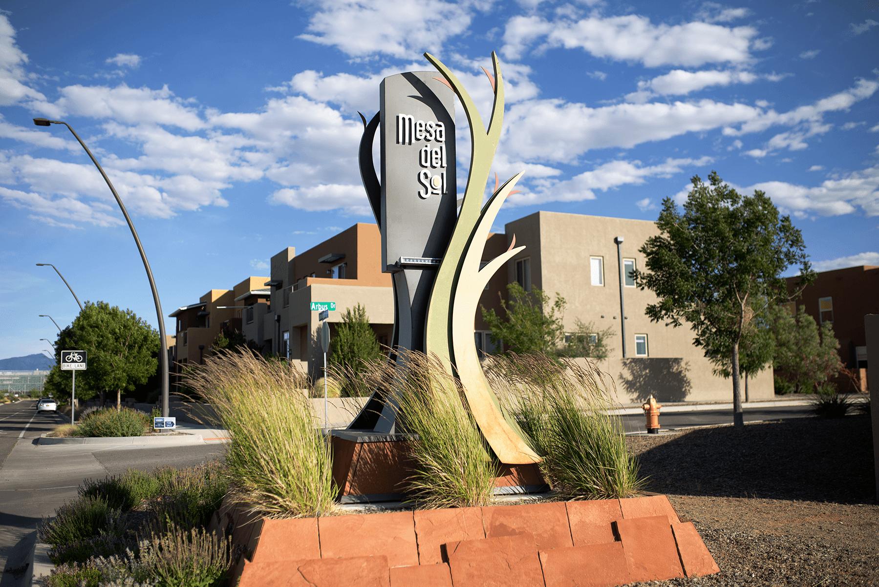 'Mesa Del Sol' by Abrazo Homes in Albuquerque