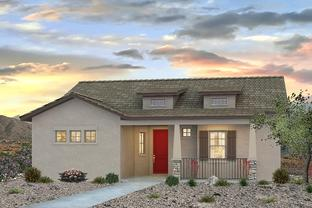 The Pilsner - Mesa Del Sol: Albuquerque, New Mexico - Abrazo Homes